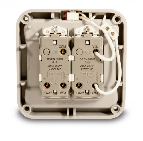 Diagram Wp42 2 Gang 2 Way 20a Weatherproof Switch